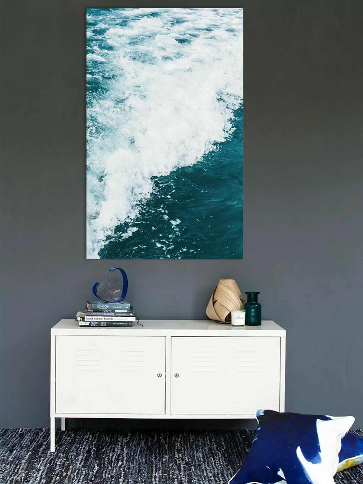 Great Ocean Waves Canvas | 360HomeWare