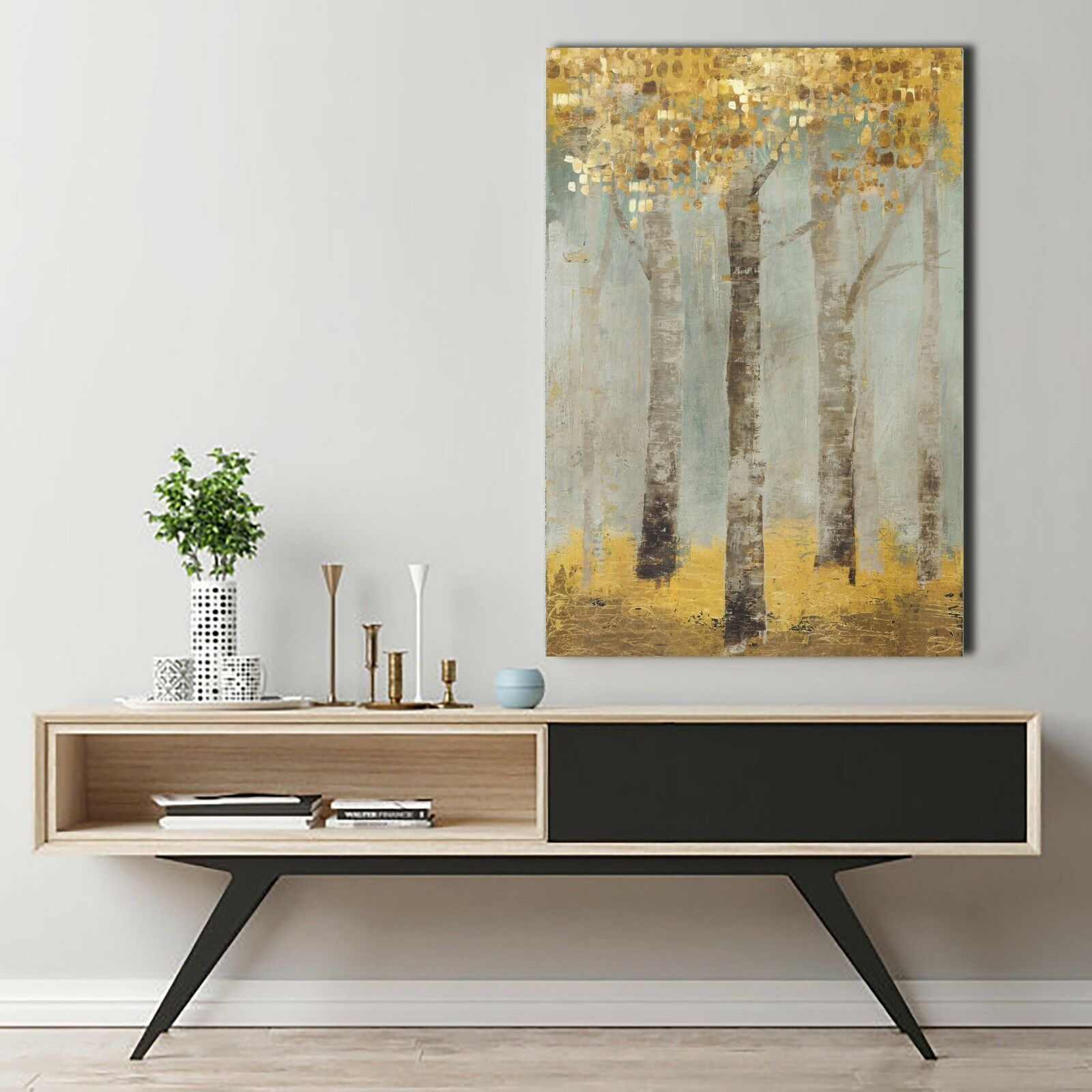 Gold Tree of Life Canvas | 360HomeWare