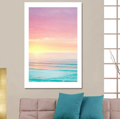 Cairns Ocean Sunset Canvas | 360HomeWare