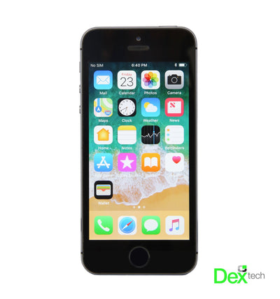 Apple iPhone 5S 64GB - Space Grey | C