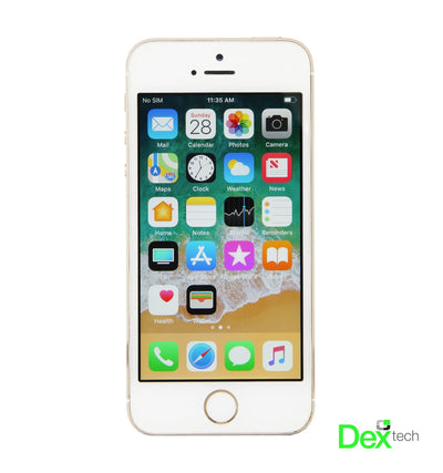 iPhone SE 64GB - Gold | C