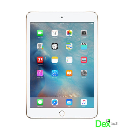 iPad Mini 3 Wi-Fi + Cellular 128GB - Gold | C