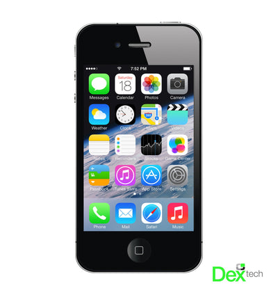 iPhone 4S 32GB - Black | C