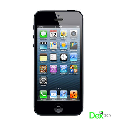 Apple iPhone 5 32GB - Black Slate | C