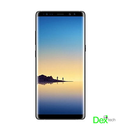 Galaxy Note 8 64GB - Midnight Black | SB2
