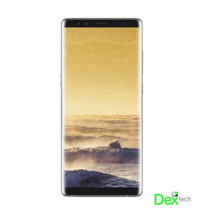 Galaxy Note 8 64GB - Maple Gold | C