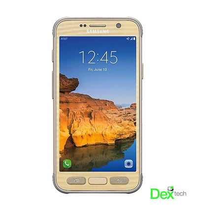 Galaxy S7 Active 32GB - Sandy Gold | SB2