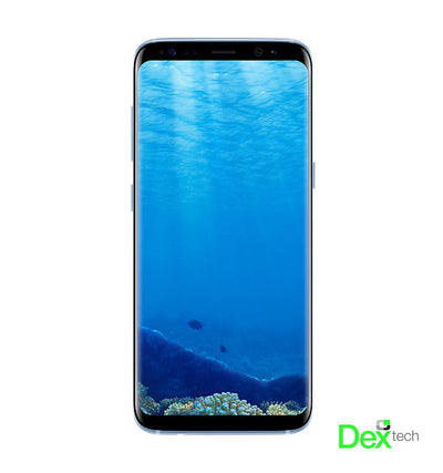 Galaxy S8 64GB - Coral Blue | C