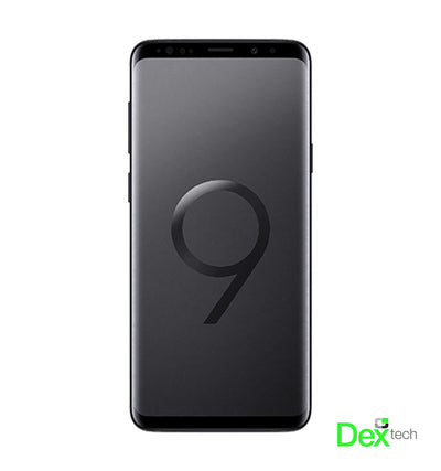 Galaxy S9 64GB - Midnight Black | C