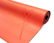 Load image into Gallery viewer, LUVe Yoga Premium Natural Yoga Mat - Coral Living
