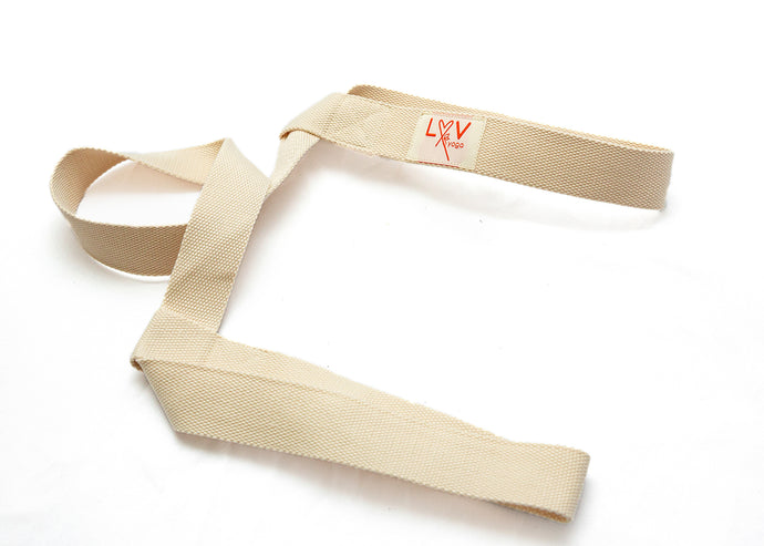 LUVe Yoga Carrying Strap