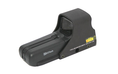 EOTECH 552 with 308 RETICLE Red Dot, side view