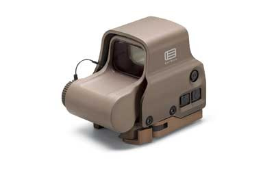 EOTECH EXPS3 RED DOT, TAN, side view