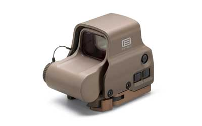 EOTECH EXPS3 68 MOA RED DOT, TAN, side view