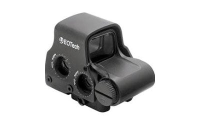 EOTECH EXPS3 68 MOA RING RED DOT, TAN, side view