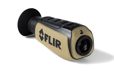 FLIR SCOUT 3 320 High Resolution Thermal Monocular, side view