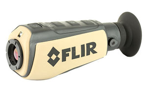 FLIR SCOUT 3 640 Thermal Monocular, side view