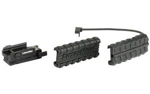 LaserMax Green Uni-Max Laser Rifle Value Pack pieces
