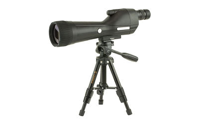 Leupold SX-1 Ventana Straight Spotting Scope on tripod