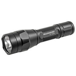 SureFire P1R Peacekeeper Flashlight, side view