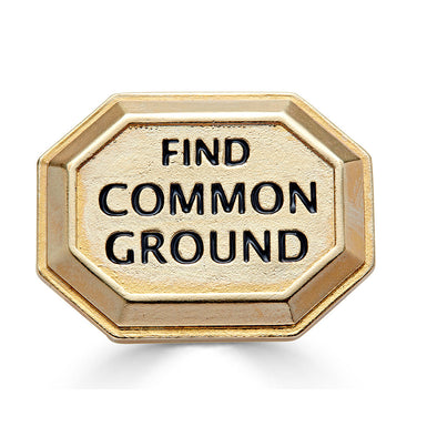 Find Common Ground