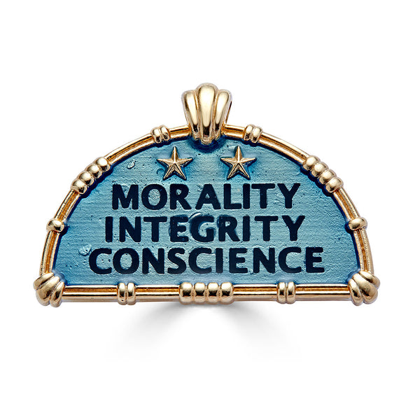 Morality, Integrity, Conscience
