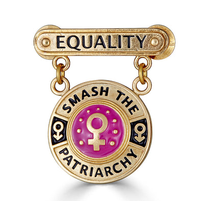 Small Equality Bar with Smash the Patriarchy