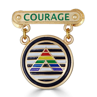 Small Courage Bar with Straight Allies