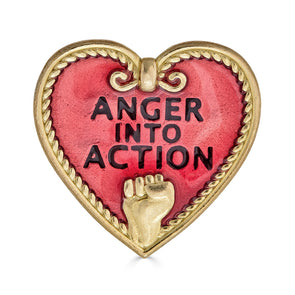 Anger Into Action