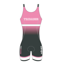 Load image into Gallery viewer, TriBabes Racerback Tri Suit