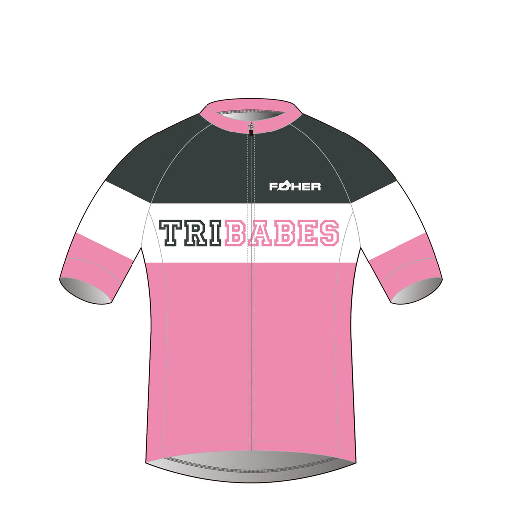 TriBabes Cycle Jersey