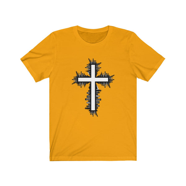 CROSS (Front Unisex Graphic Tee)