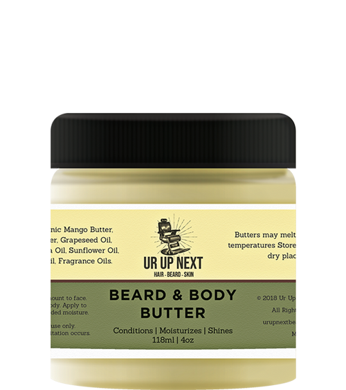 Ur Up Next Beard and Body Butter