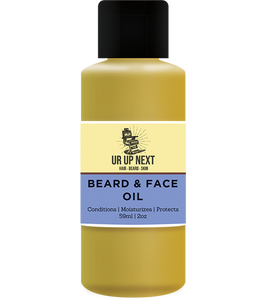 Ur Up Next Men's Beard and Face Oil