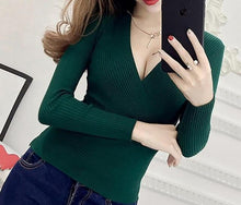 Load image into Gallery viewer, Alma Wrap Sweater