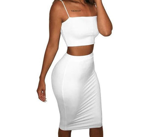 Kylie Minamlist Two Piece Set