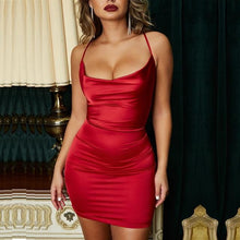 Load image into Gallery viewer, Ally Bodycon Mini Dress