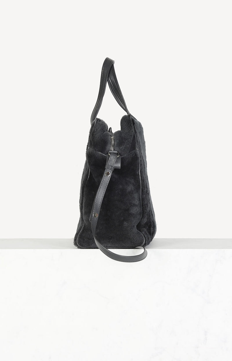 Bazar Bag in dark gray