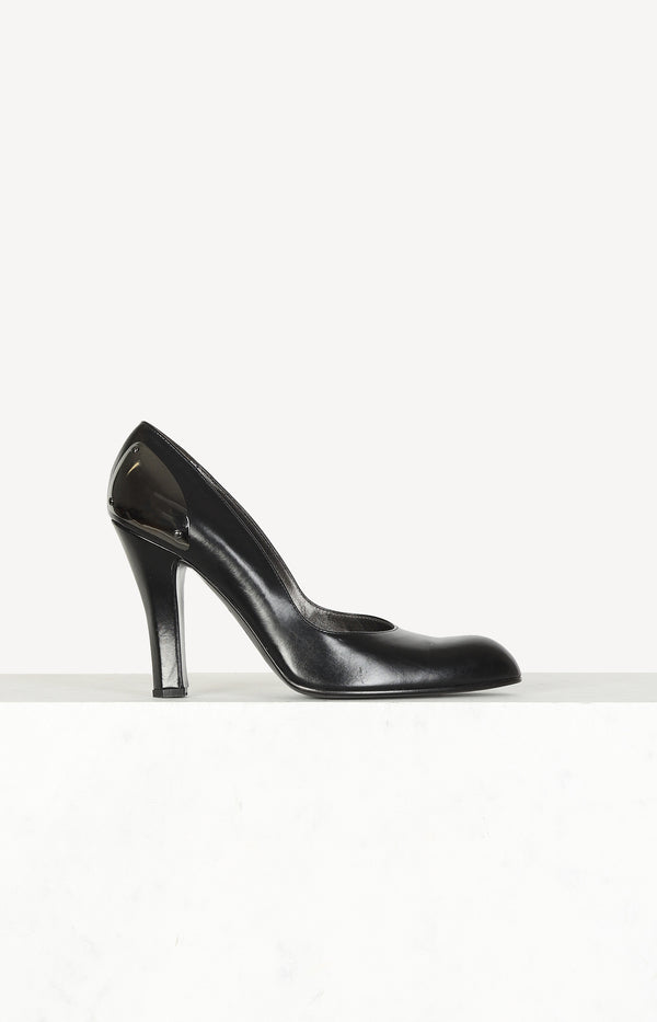 Vintage Pumps in Schwarz
