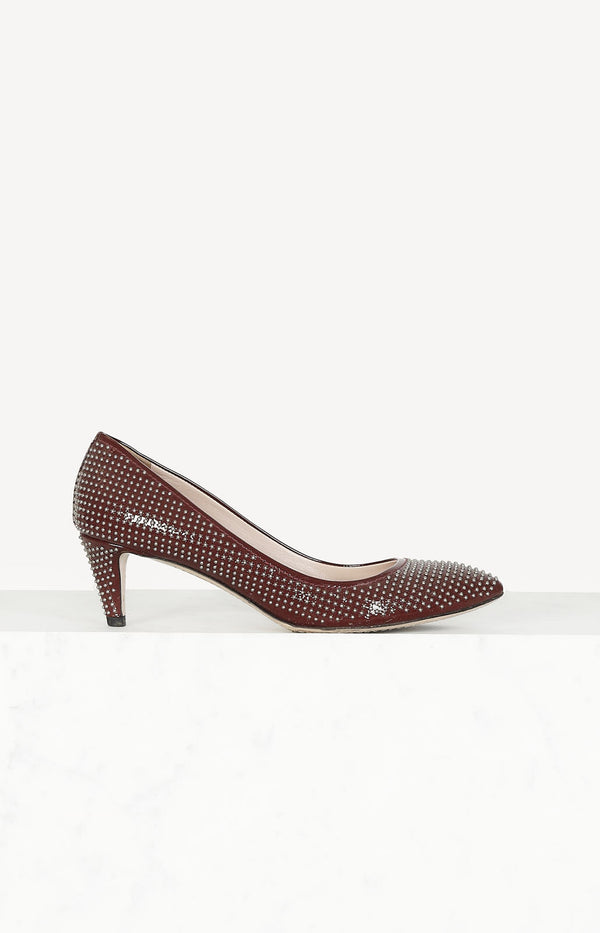 Studded Pumps in Bordeaux