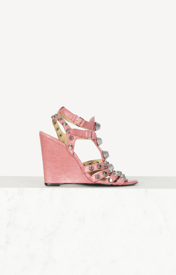 Arena sandals in Rose Bonbon