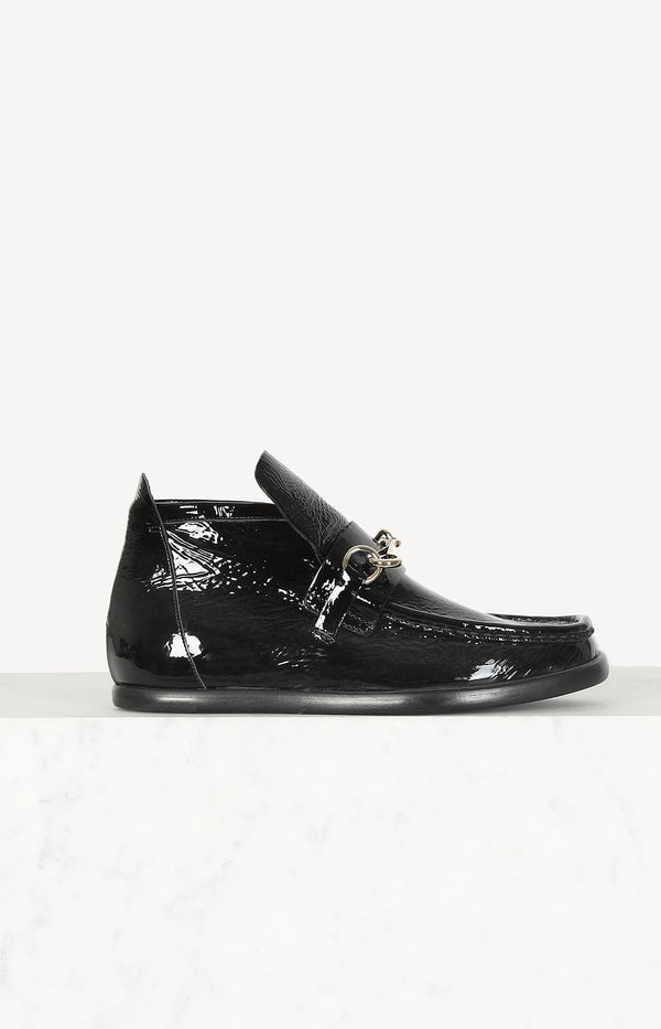 Loafer Kerin in Schwarz/Lack