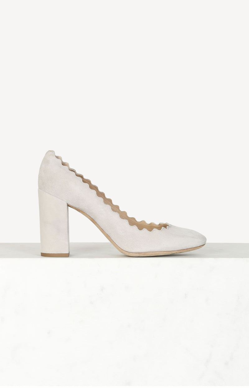Pumps Lauren in Grau