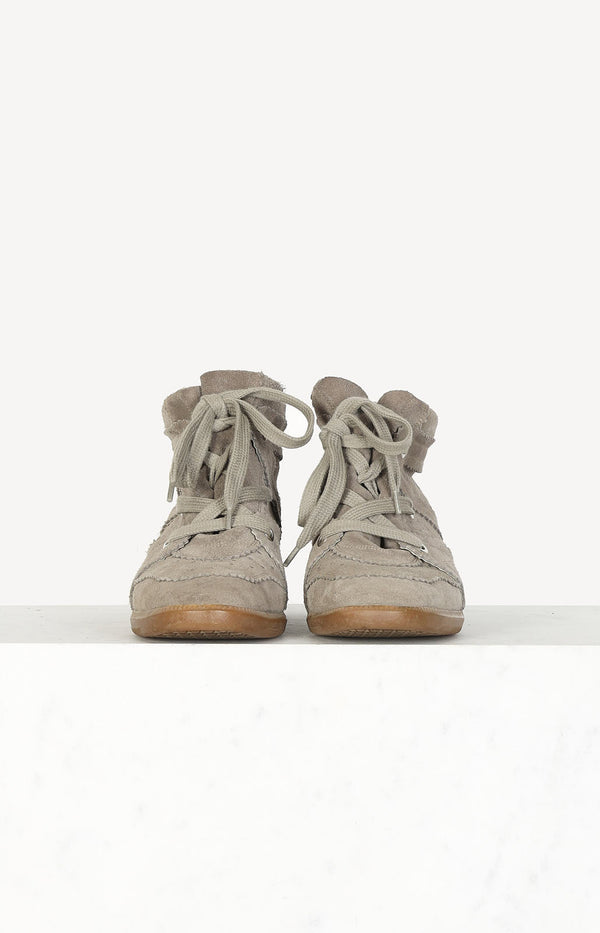 Betty sneakers in taupe