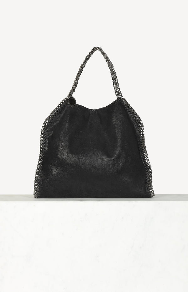 Falabella bag in black / silver