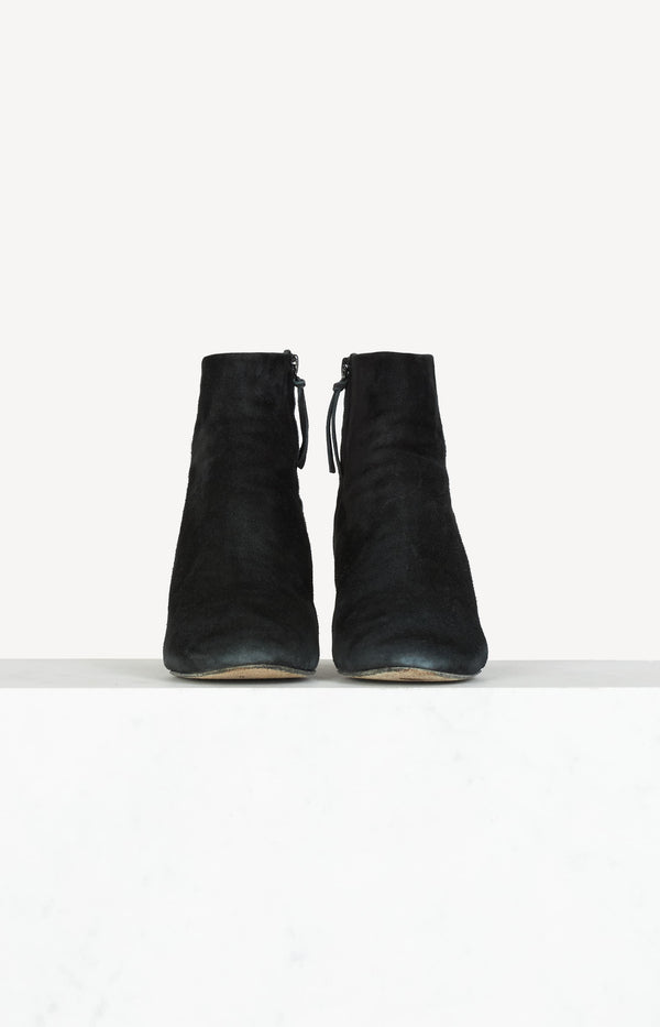 Danay ankle boots in black