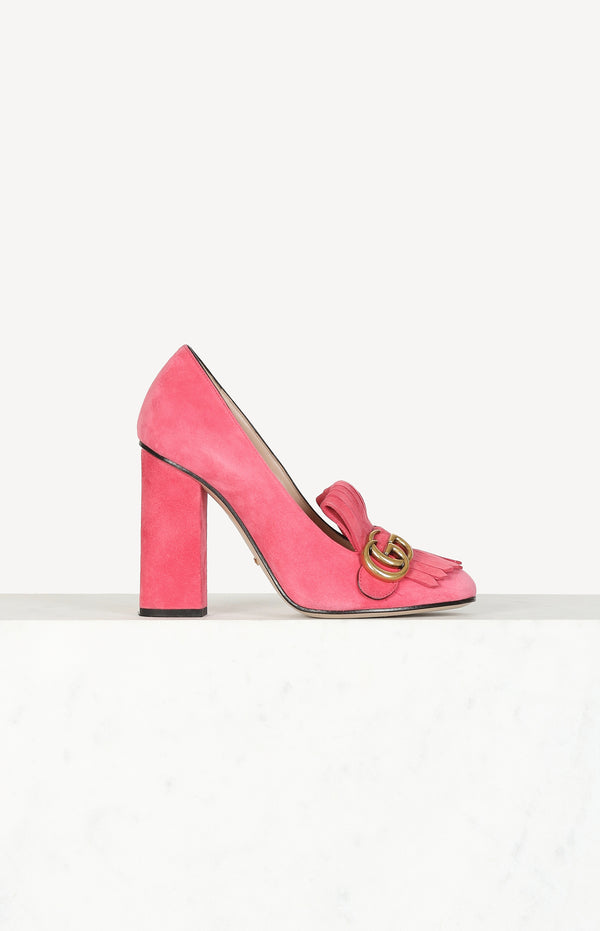 Pumps Marmont in Pink