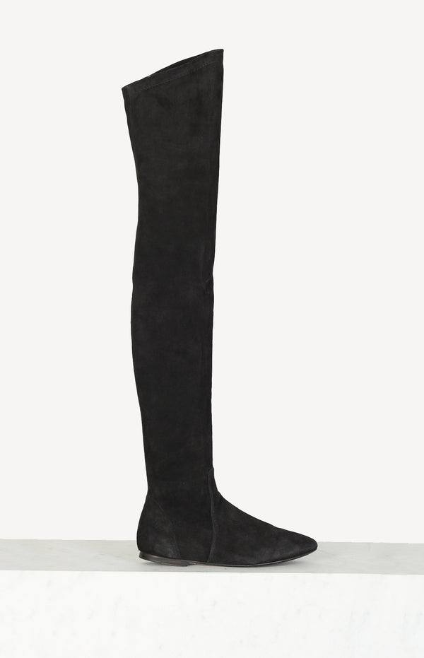 Brenna boots in black