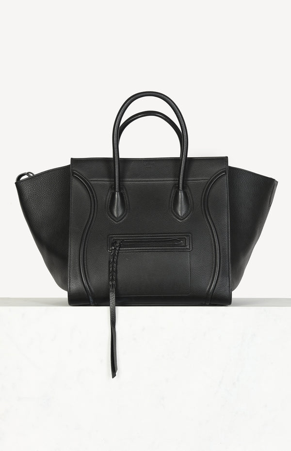 Luggage Medium Phantom bag in black