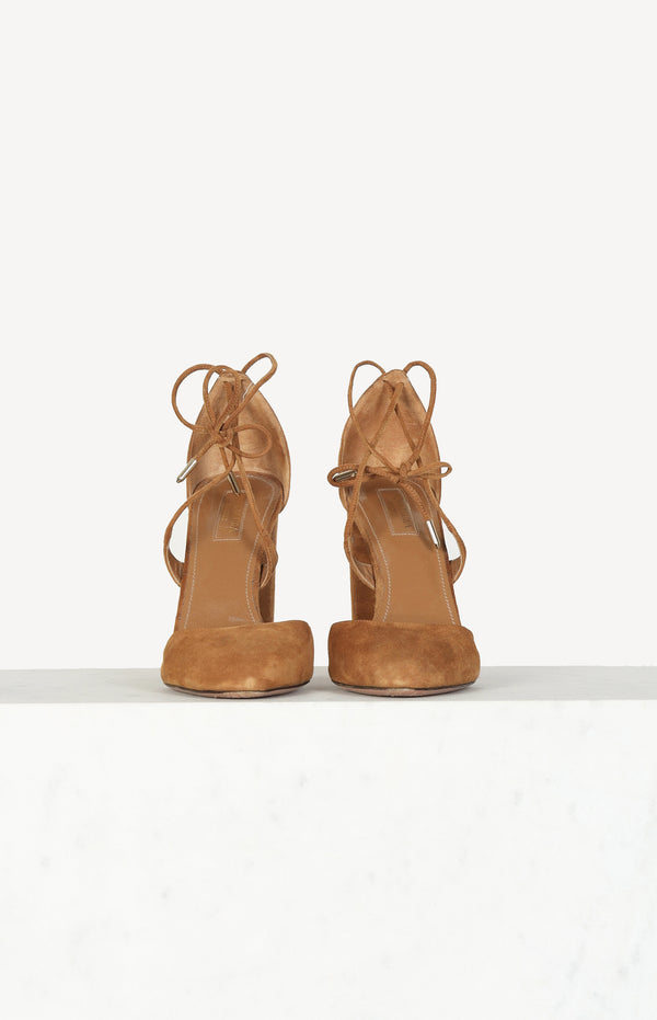 Karlie 105 pumps in cognac